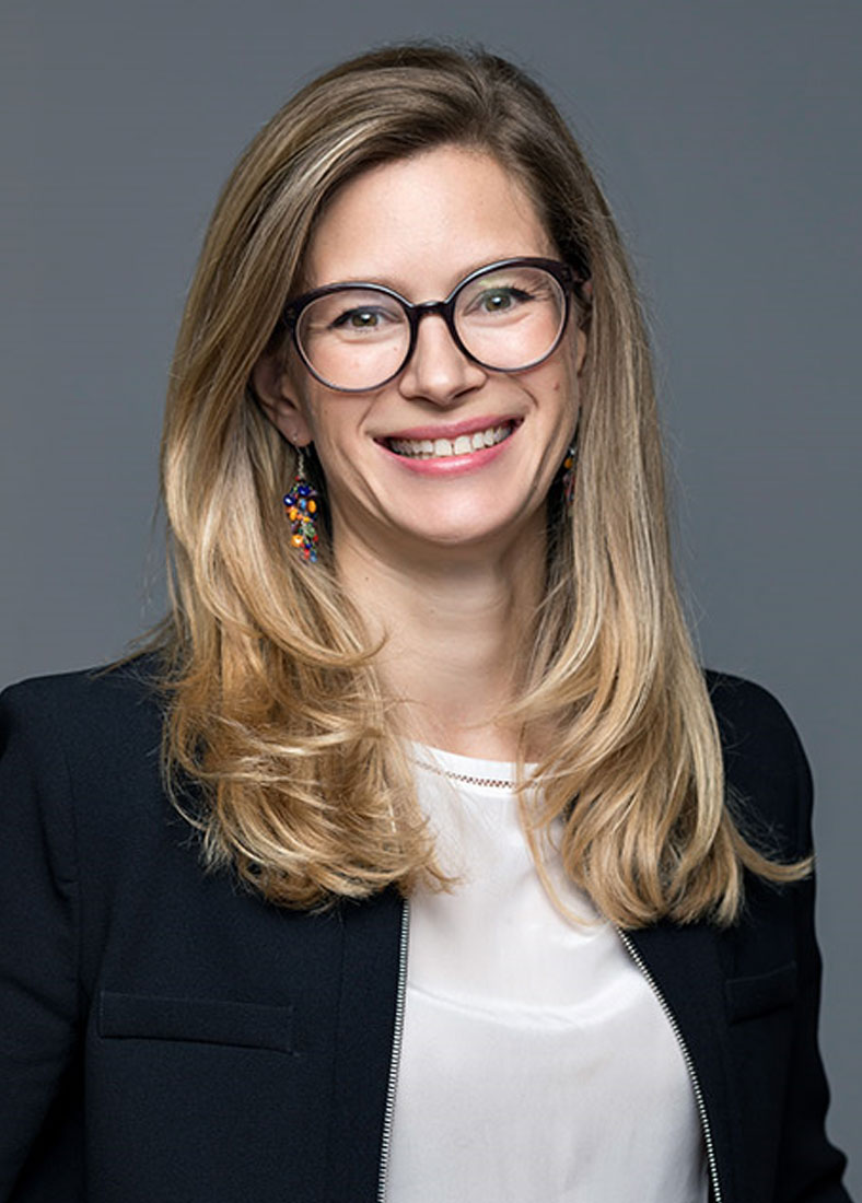 CHARLOTTE Haas - Chief Transformation Officer Ethypharm