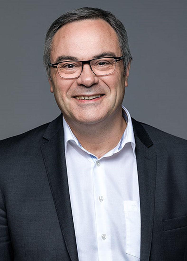 Jean-Pierre Bracquemart - EVP Strategic Industrial Projects Ethypharm
