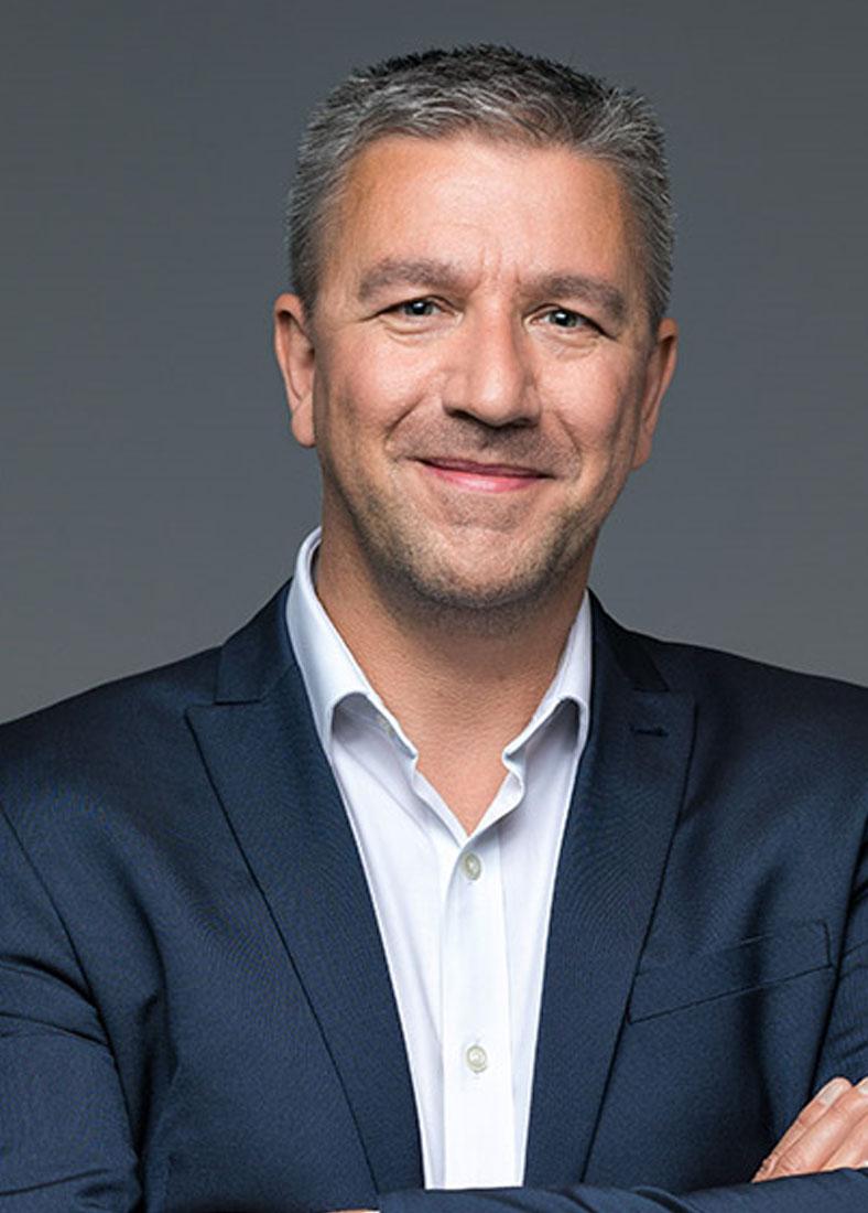 Phil Parry - General Manager, Ethypharm UK